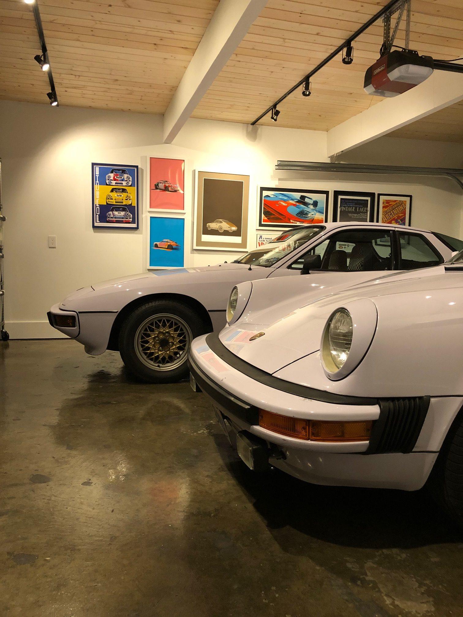 1979 Porsche 911SC moonstone