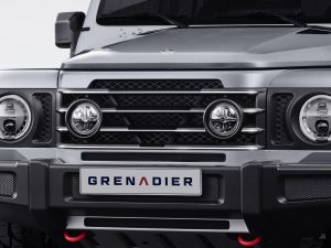 INEOS Grenadier Front Grille