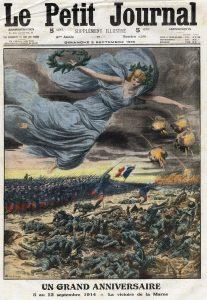 July 2020 Let Petit Joarnal First Battle Marne