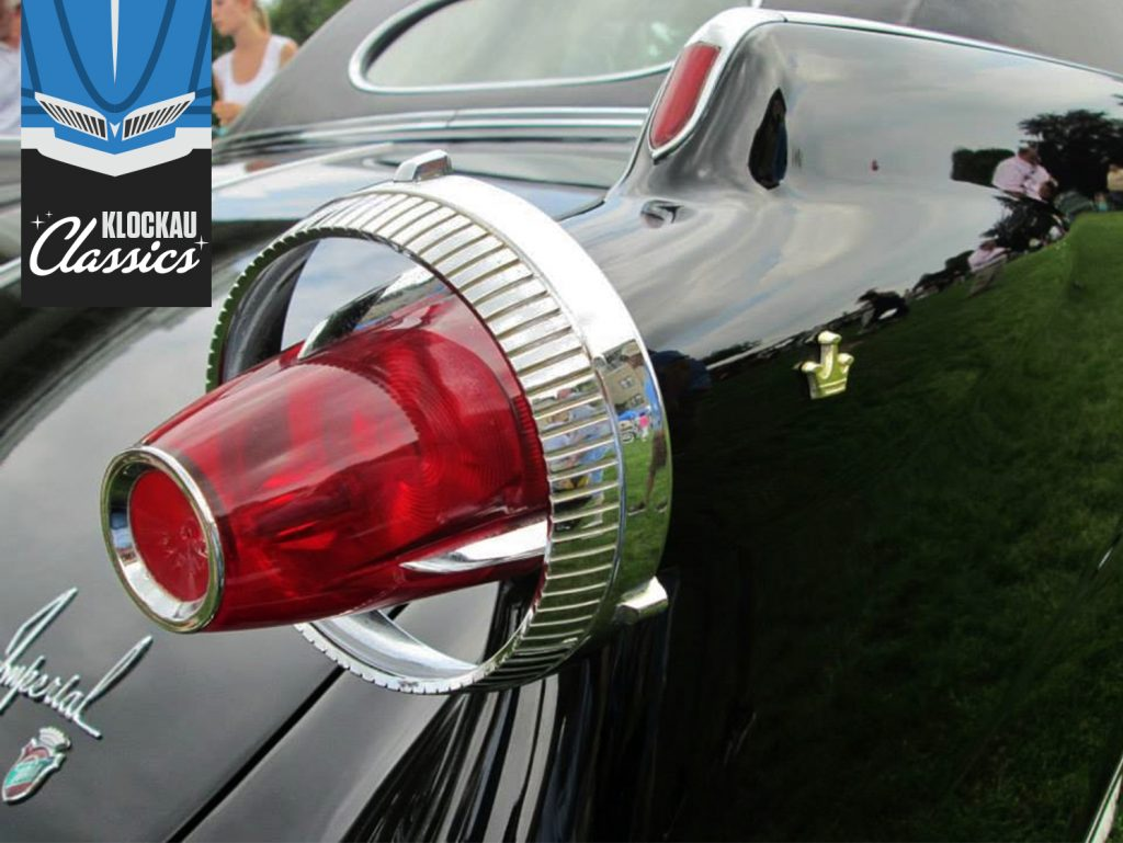 Klockau Imperial Ghia Limo taillight