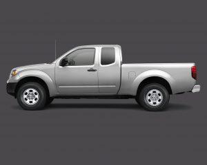 2018 Nissan Frontier profile