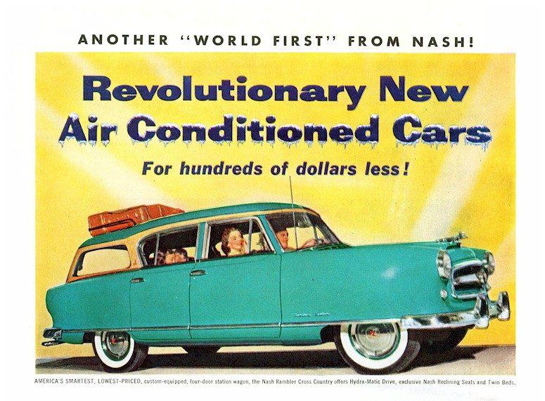 nash air conditioning advertisement