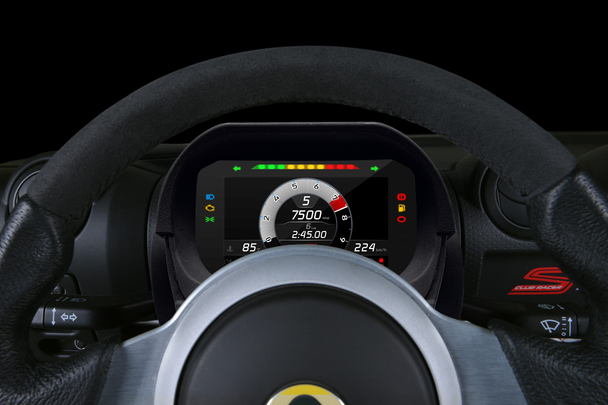 Lotus and Rimac announce digital track day tutors