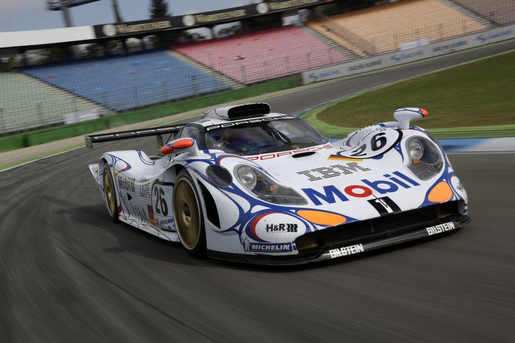 1998 Porsche GT1 LeMans