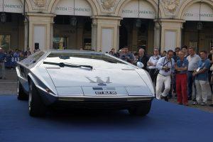 Maserati Boomerang Front