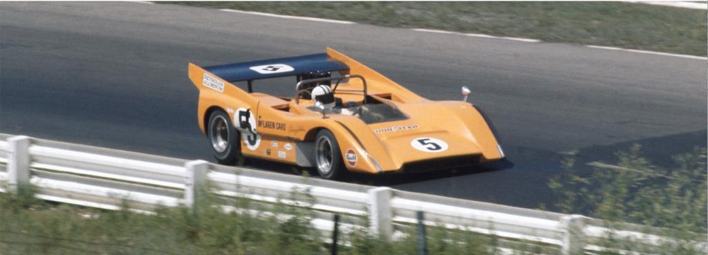 McLaren M8D Gulf