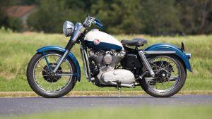 1957 Harley Davidson Sportster