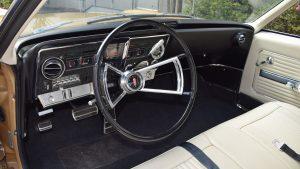 1966 Oldsmobile Toronado dash
