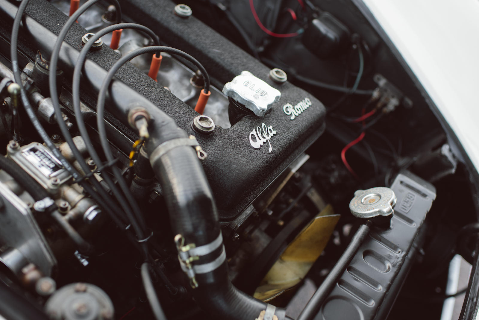 vintage motorsport alfa romeo engine