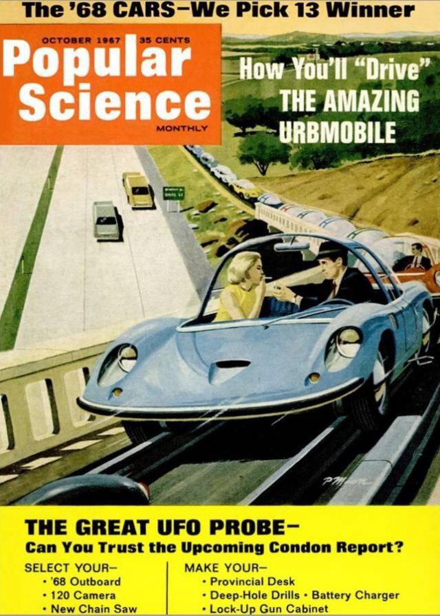 Popular Science Urbmobile