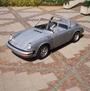 Porsche Body In White Galvanized