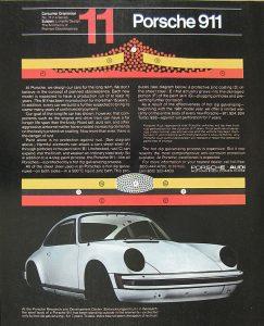 Porsche Galvanization Ad