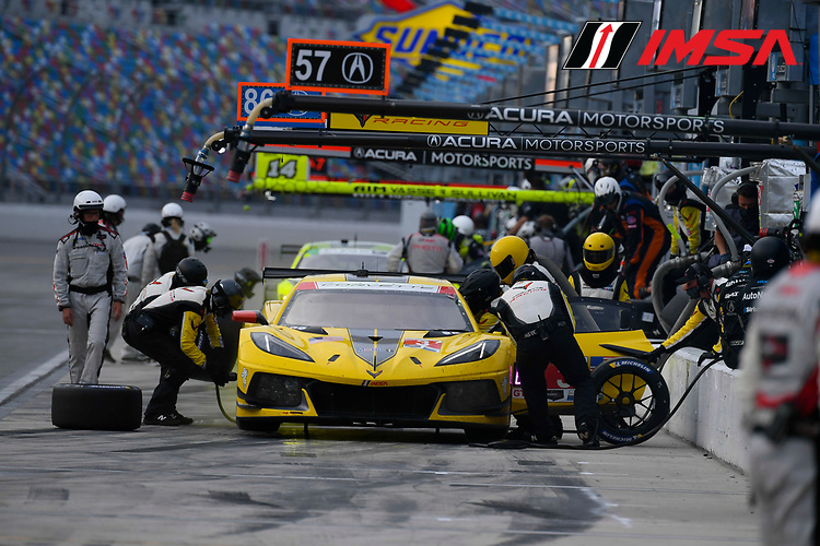 2020 C8.R first victory Daytona July 4 2020