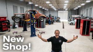 Davin shows off Hagerty's newest garage space | Redline Update