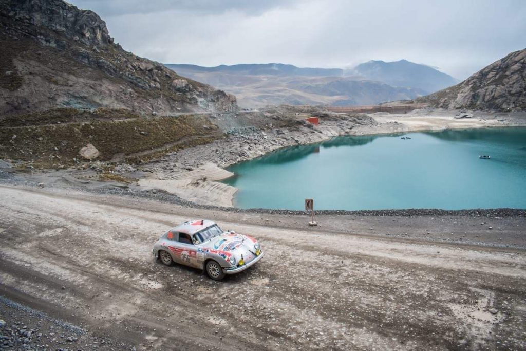 Renee Brinkerhoff - Valkyrie Project 356 World Rally Tour - on the road