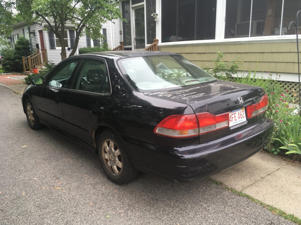 Rob Siegel - Fixing a family member's car - 2001 Honda Accord