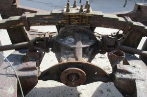Rob Siegel - GT6 frame differential