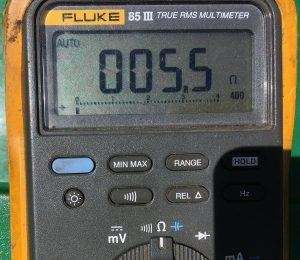Rob Siegel - Repairing a Fuel Level Sender multimeter