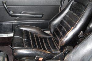 Rob Siegel - When one has to go - Euro BMW 1979 635CSi seats