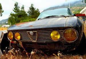 Rusted Alfa Front