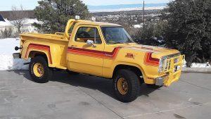 1977 Dodge Top Hand