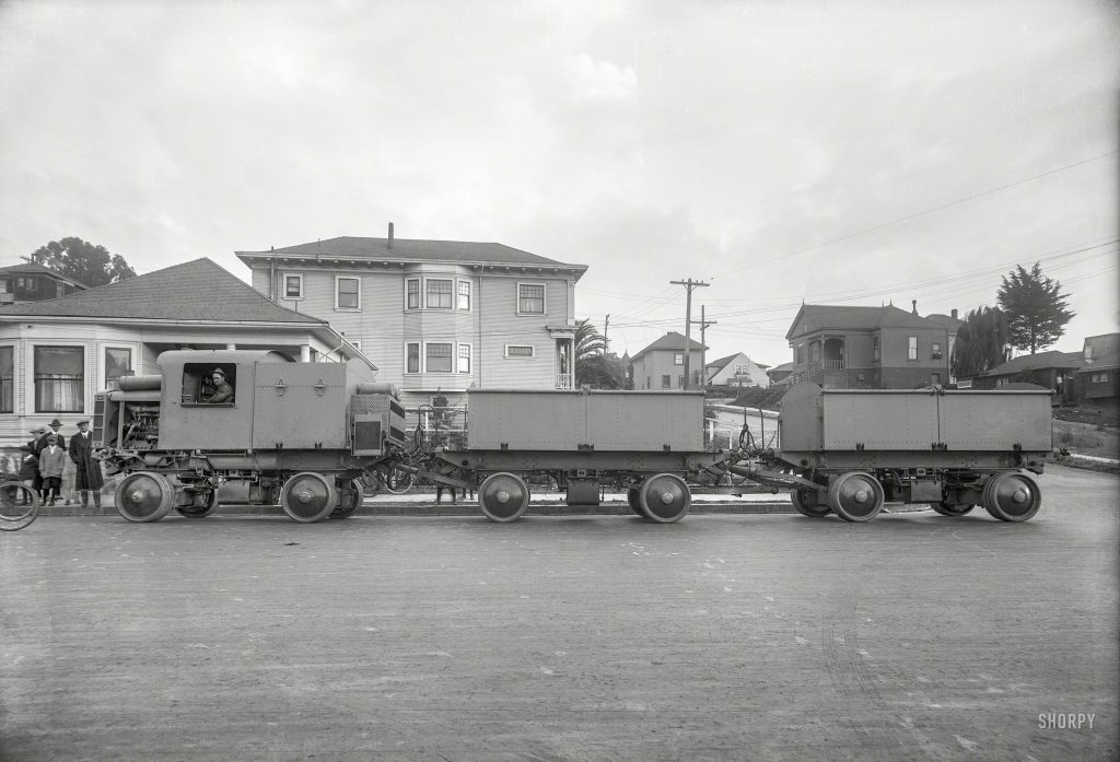 Couple-Gear Freight Company