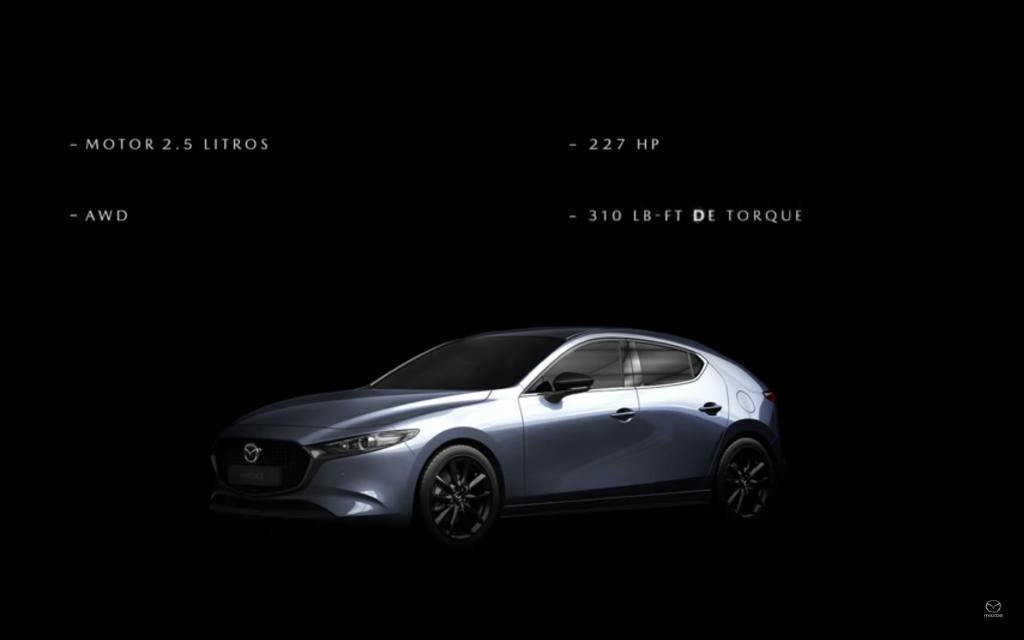 2021 Mazda 3 turbo specs