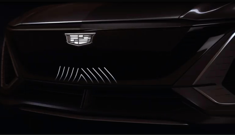 Cadillac EV concept 2019 NAIAS teaser vid