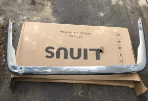 Siegel - Thinning out parts - Bumper too big for box
