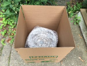 Siegel - Thinning out parts - wheels in a box
