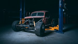 Tearing apart our 1937 Ford Coupe race car | Redline Update