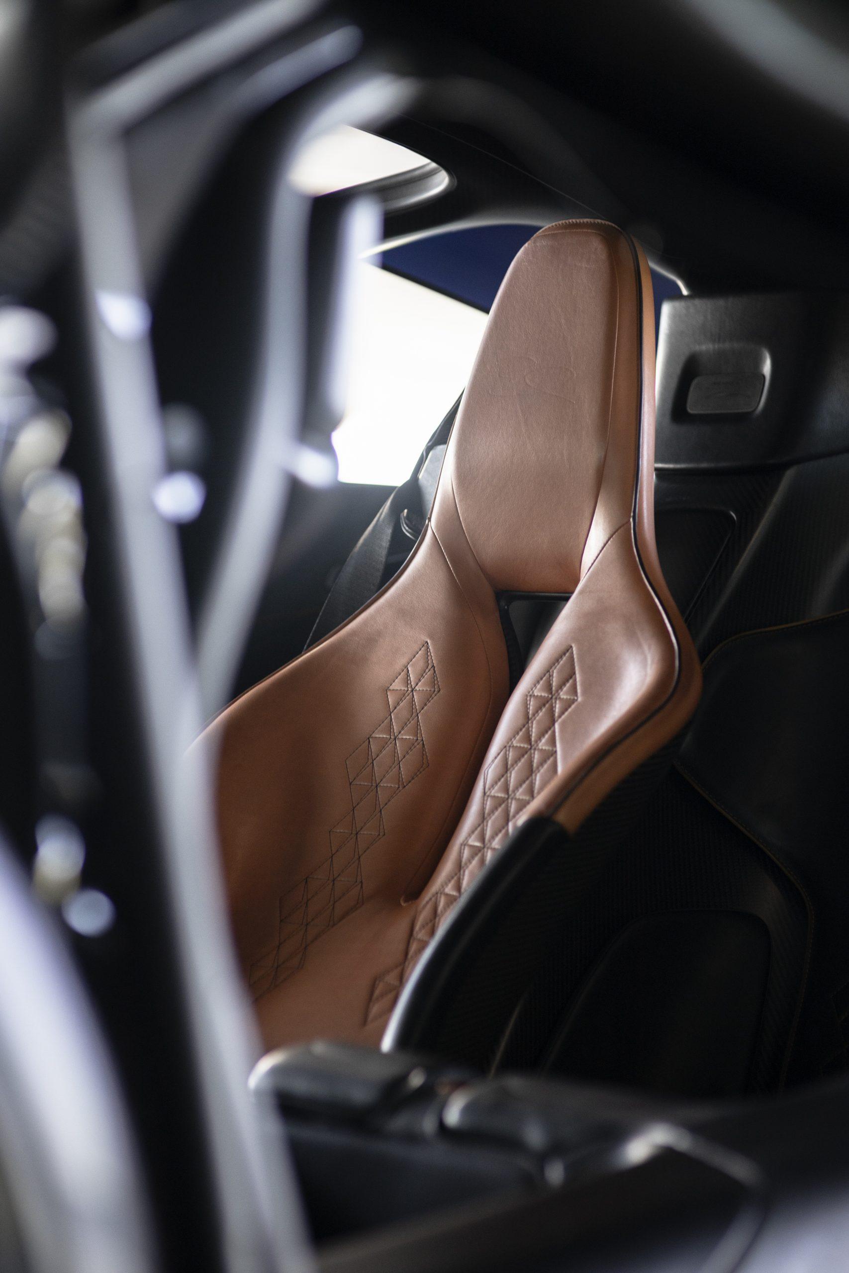 Speedtail PP1 Seat