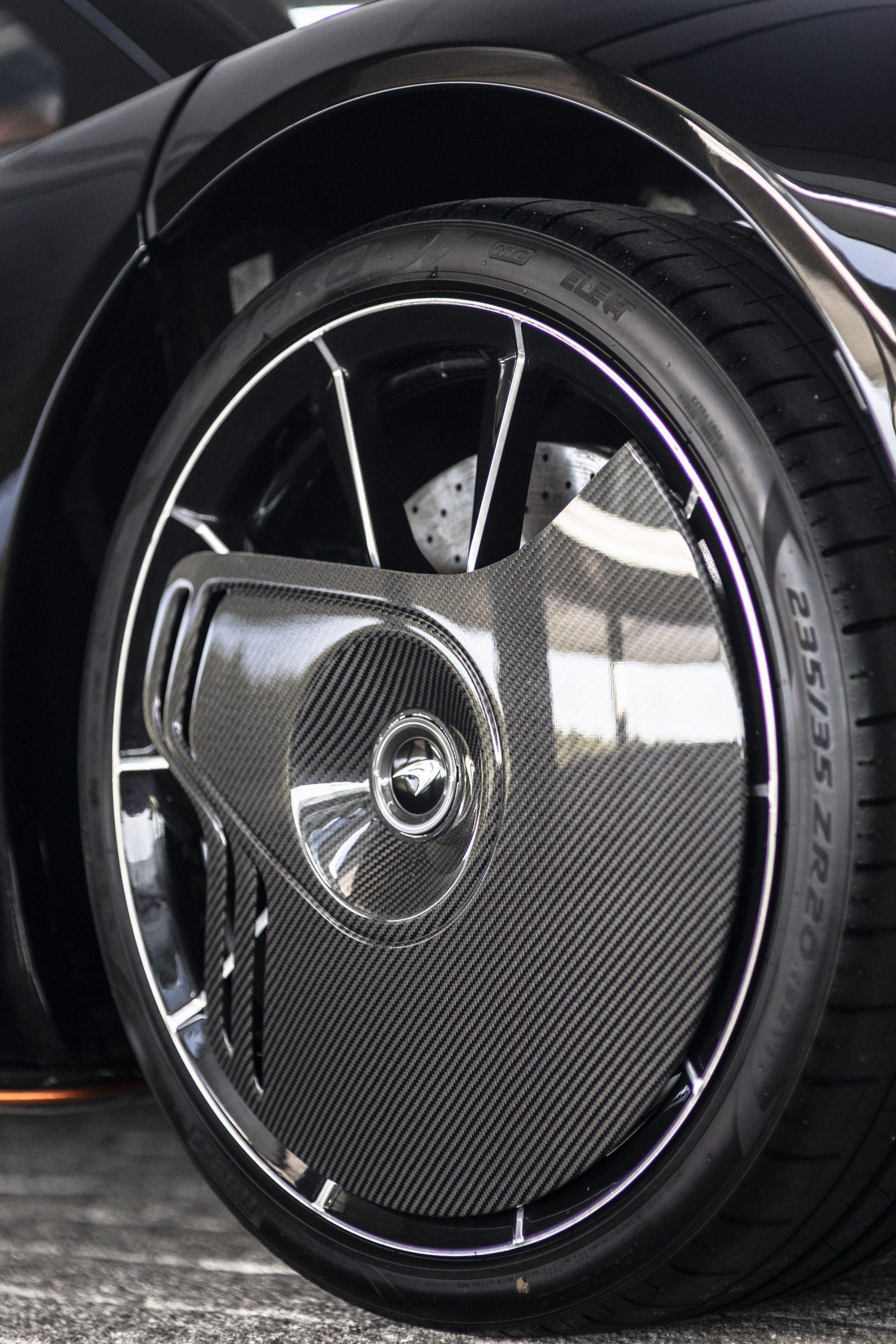 Speedtail PP1 Wheel