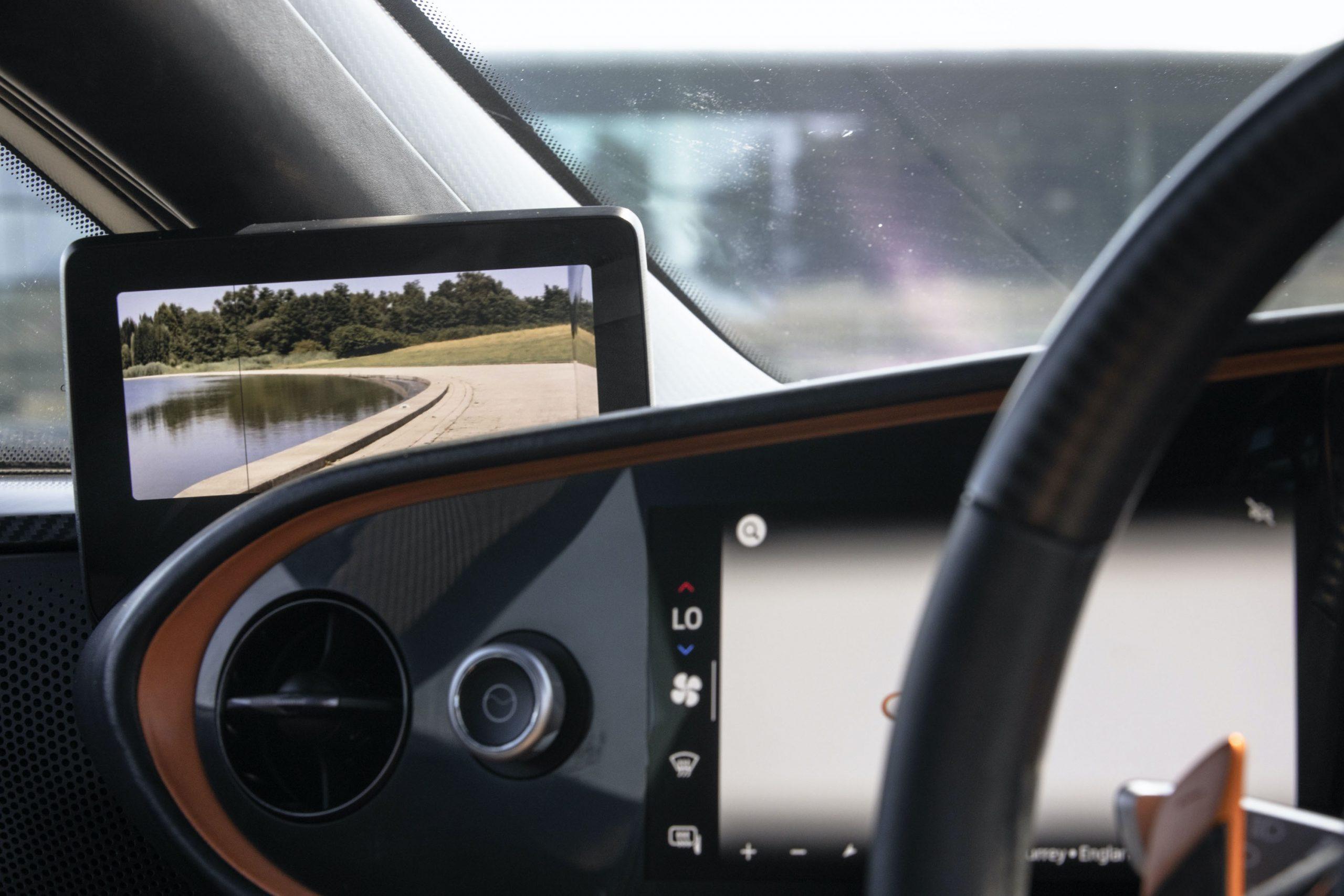 Speedtail PP1 Interior Camera