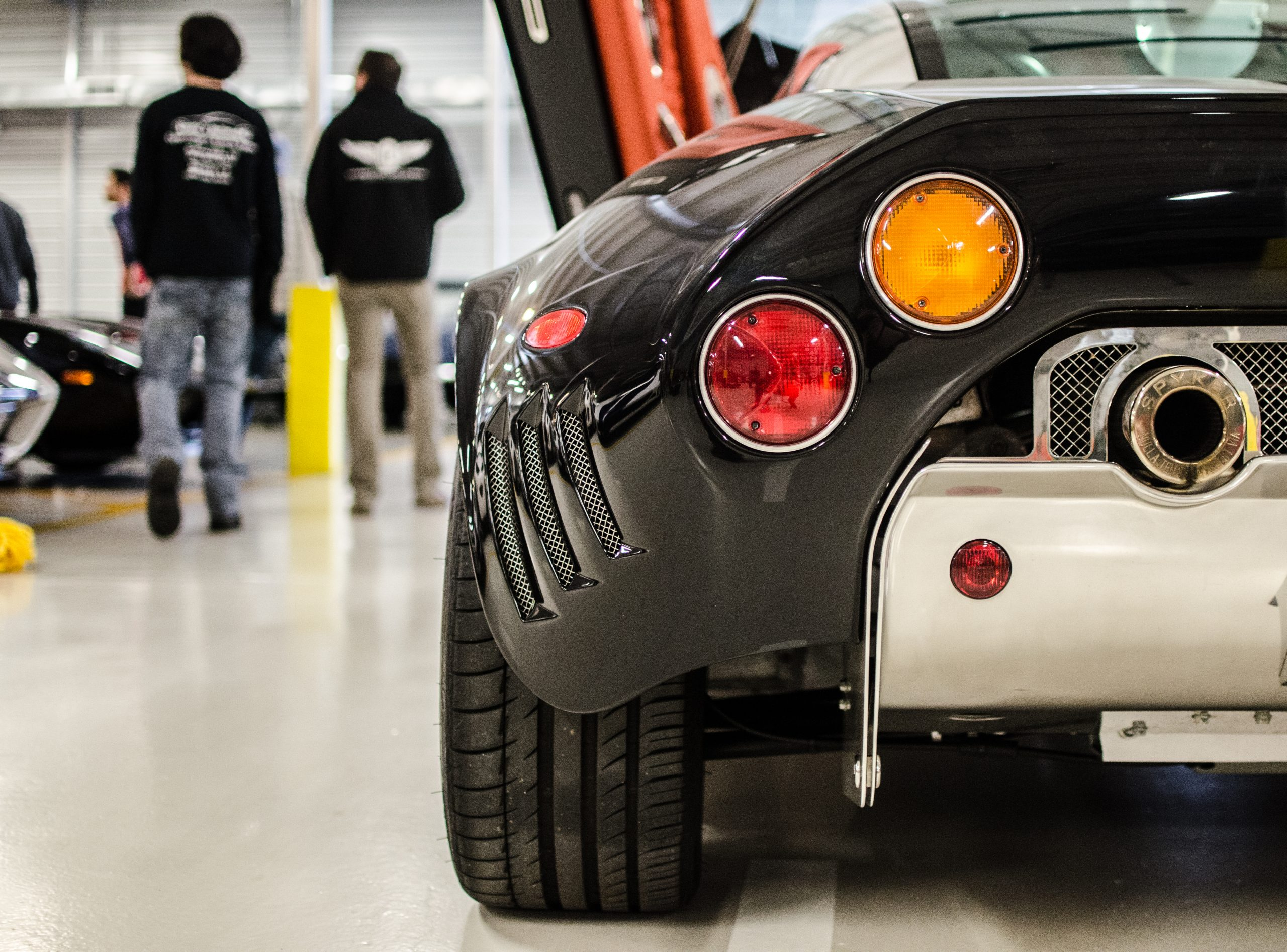 Hagerty G + S Spyker taillight