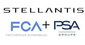 Stellantis FCA PSA