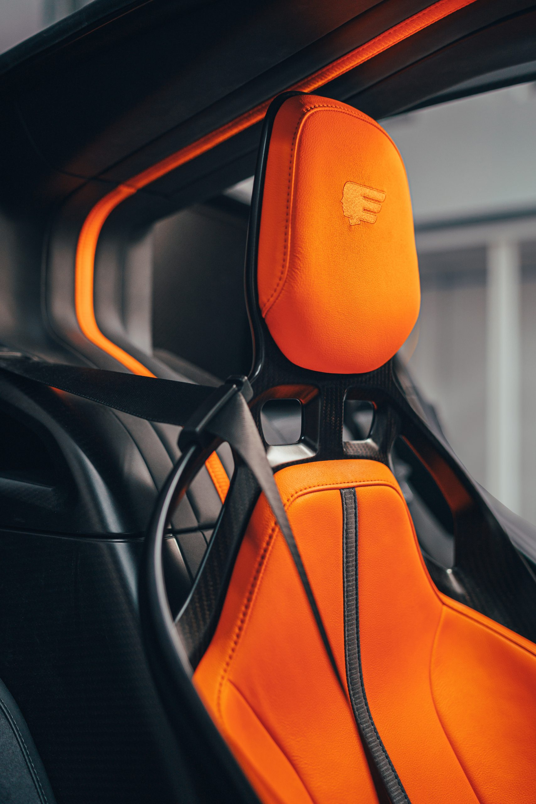 T50 interior seats