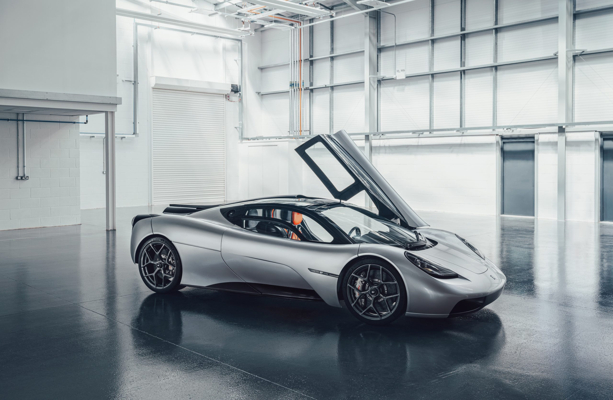 Revealed: Gordon Murray's T.50 hypercar is an ode to the naturally aspirated V-12