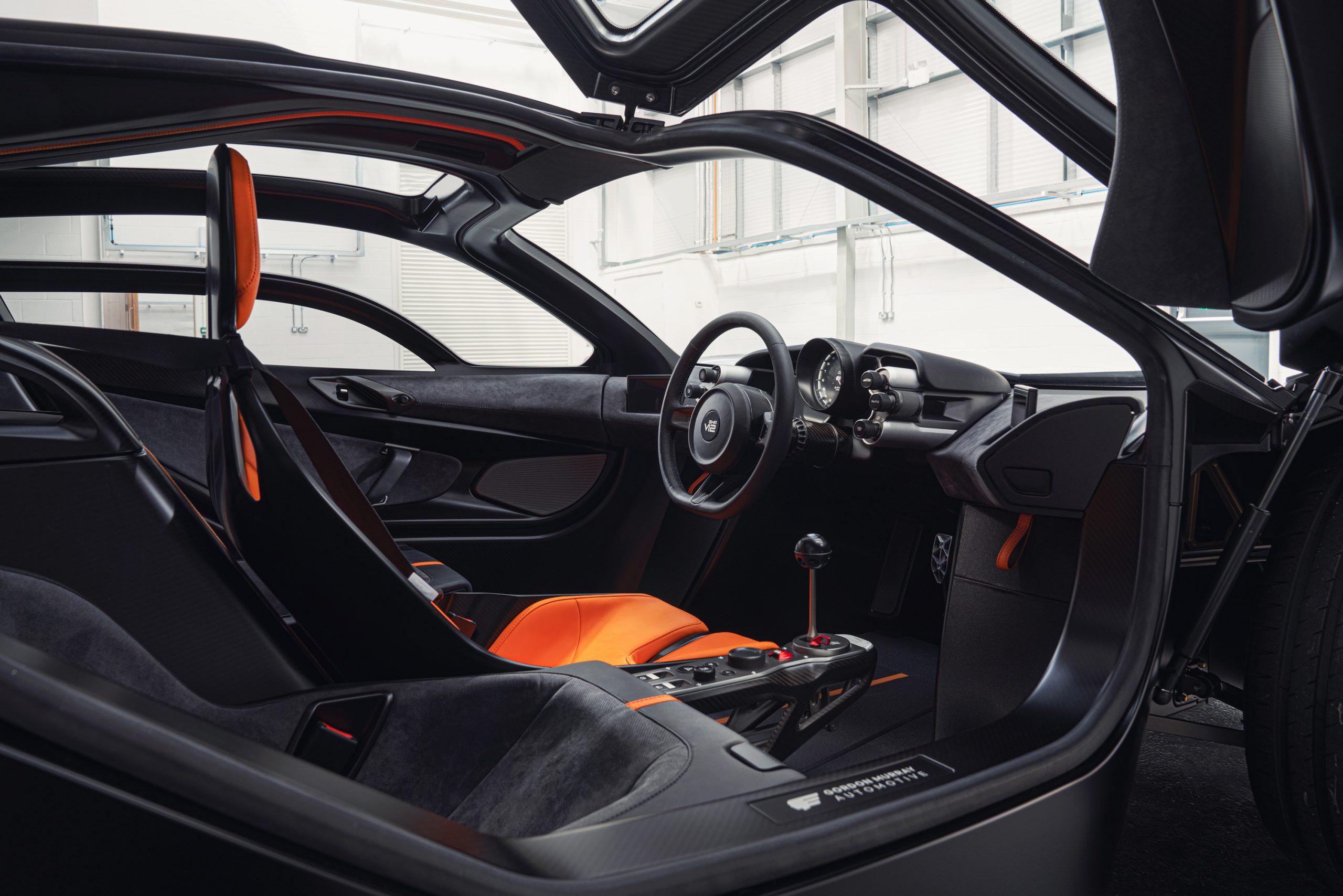 T50 interior