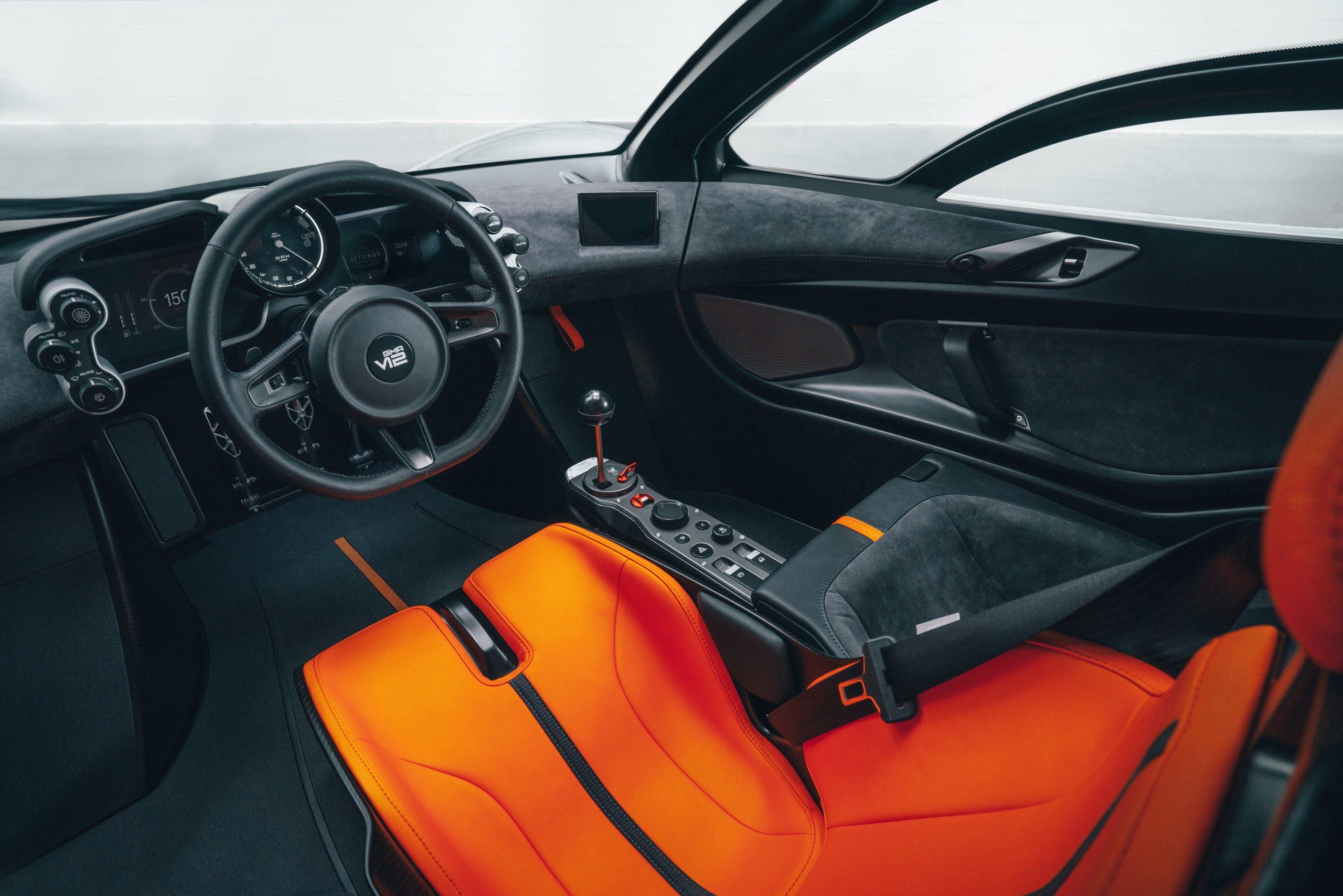T50 interior cockpit