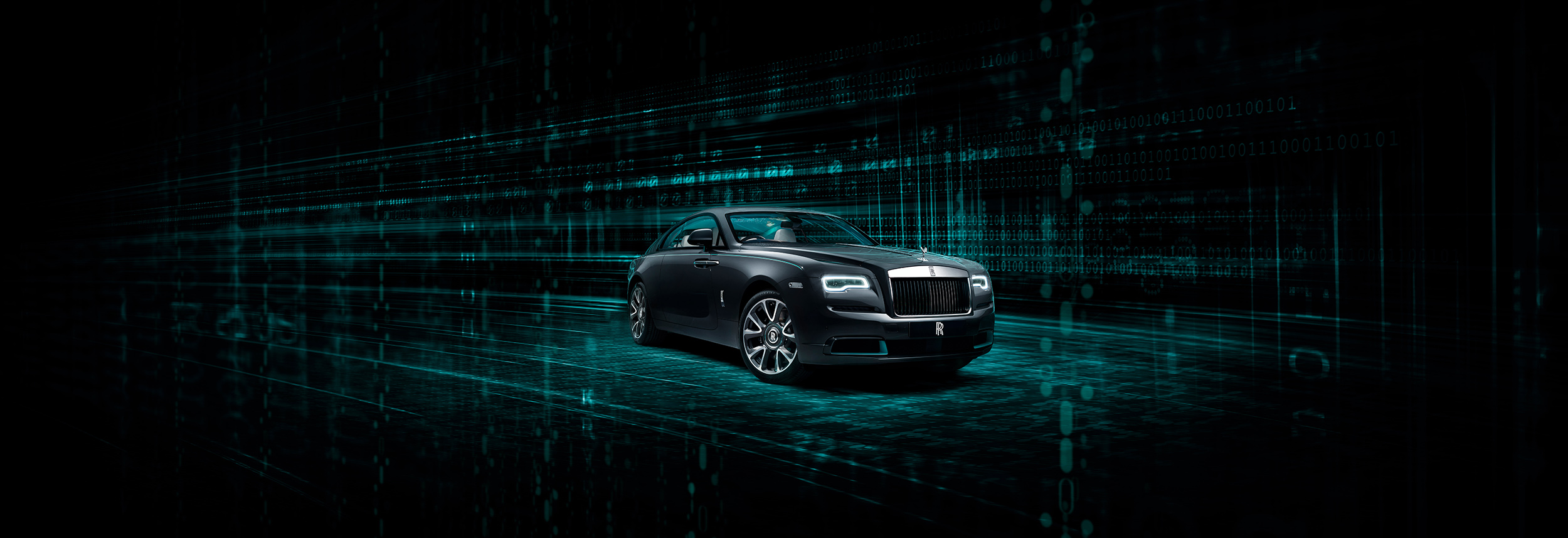 Rolls-Royce Wraith_Kryptos_Front3_4_V1b_V08_CODE