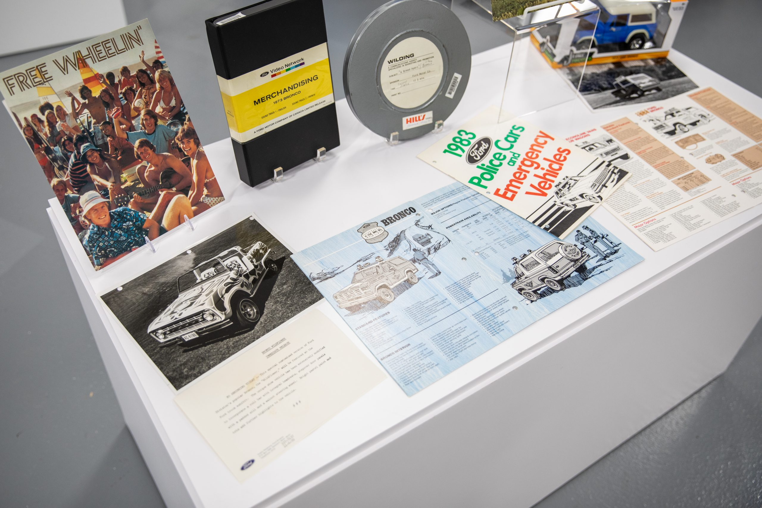 ford bronco archives historical artifacts