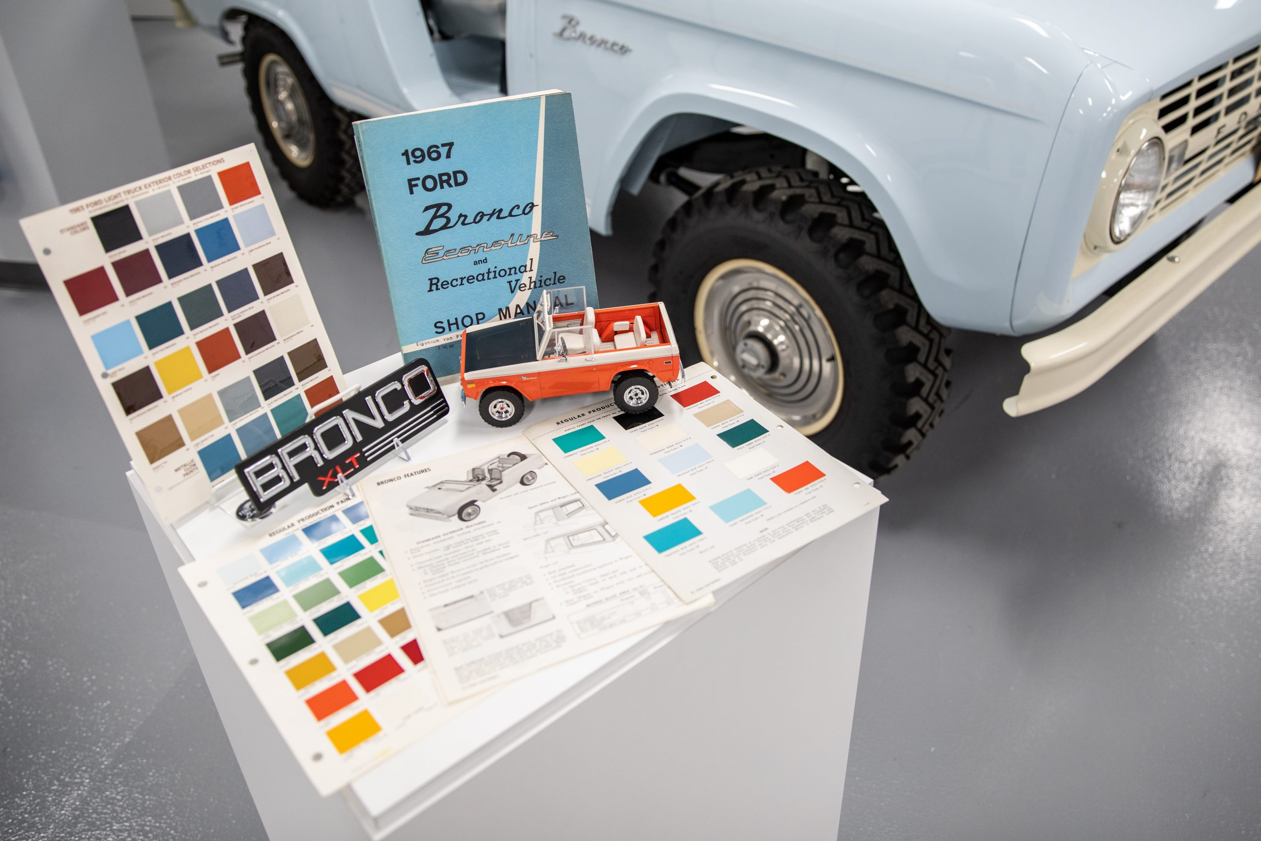 ford bronco archives color palette
