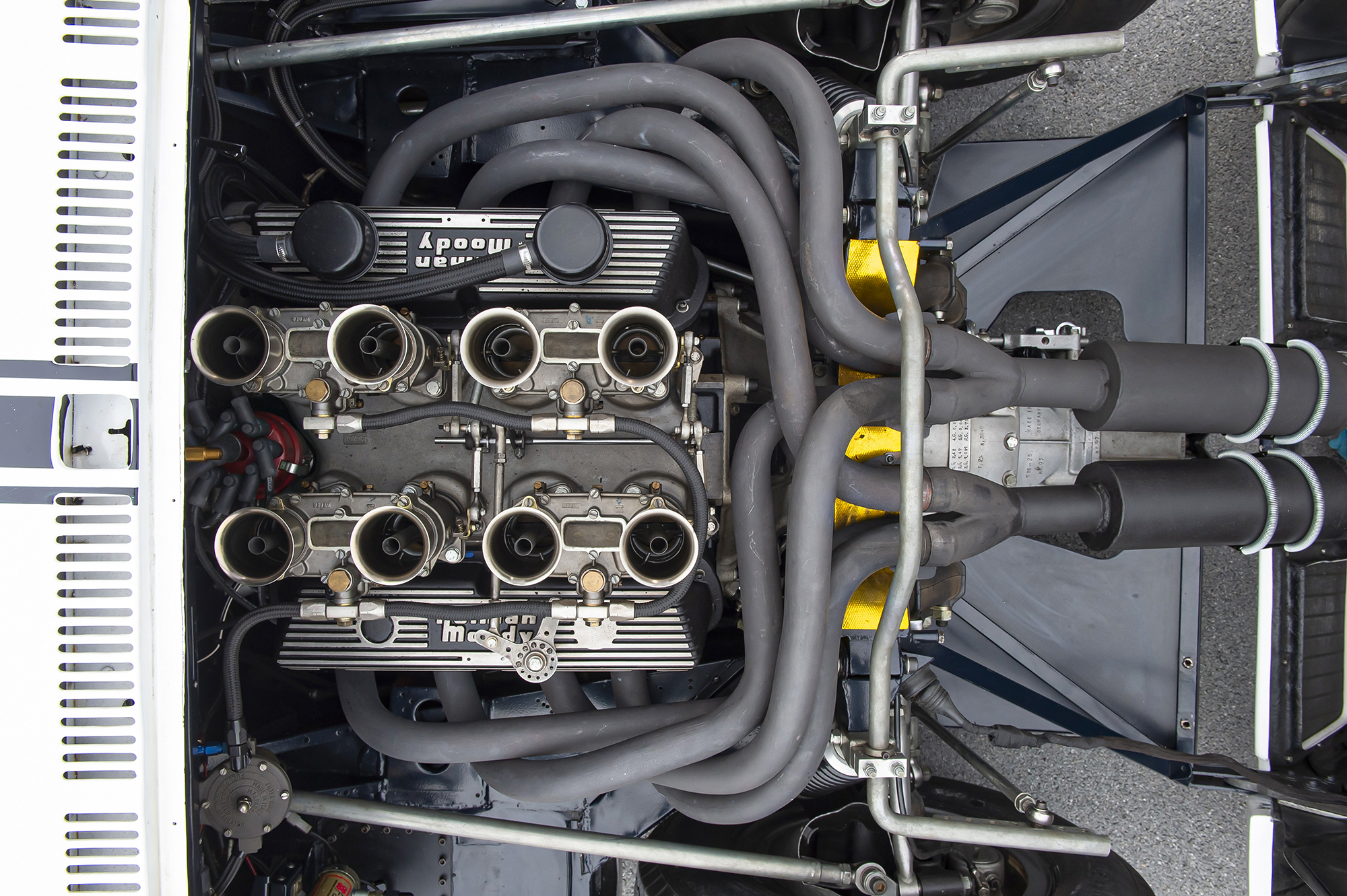 1964 Ford GT40 Prototype GT/105 289 engine V-8
