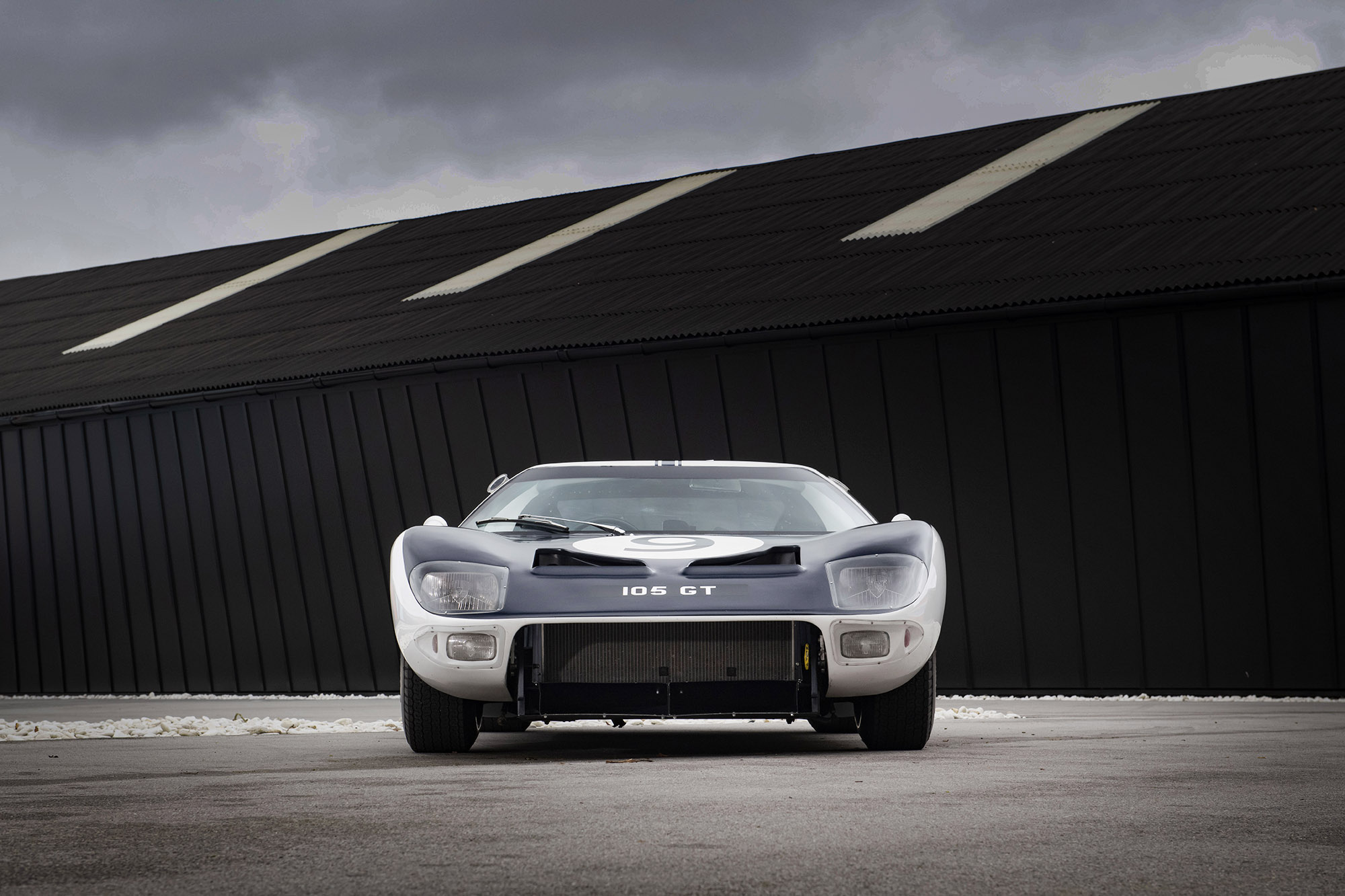 1964 Ford GT40 Prototype GT/105 front