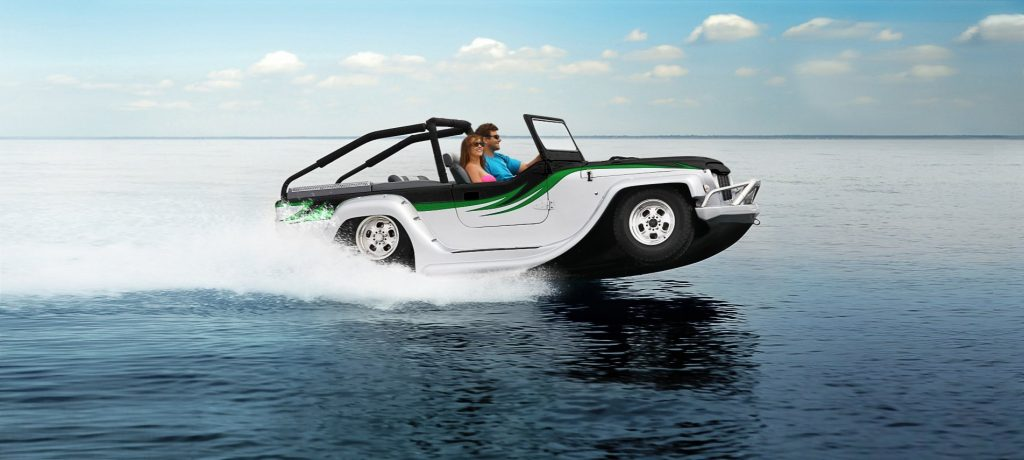 Watercar Panther 1