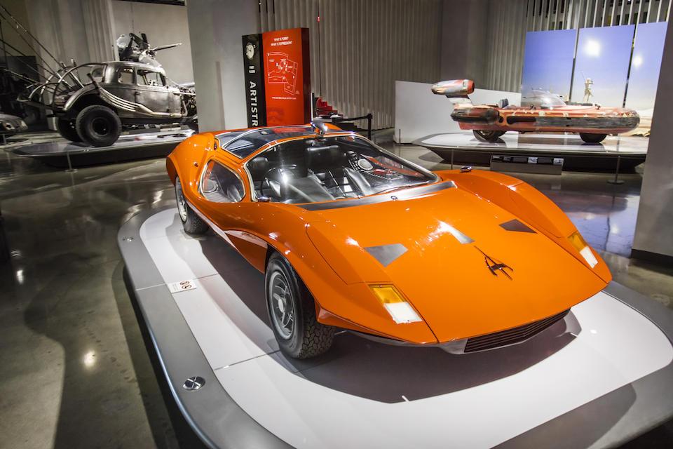 1969 M-505 ADAMS BROTHERS PROBE 16 Clockwork Orange