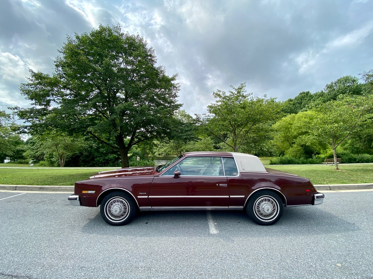 1984 Oldsmobile Toronado profile