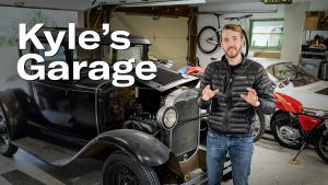 Model A front axle teardown   Kyle's Garage – Episode 2