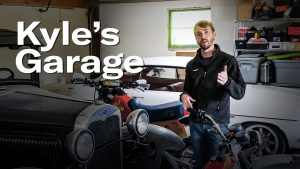 Ford Model A home garage project | Kyle's Garage – Ep. 1